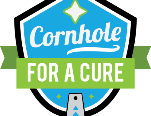 Steps for Shep Cornhole for a Cure Logo